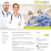 Texter: Homepage im Internet