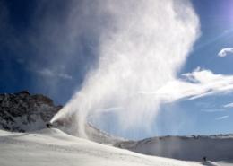 Blogartikel schreiben - Schnee aufwirbeln