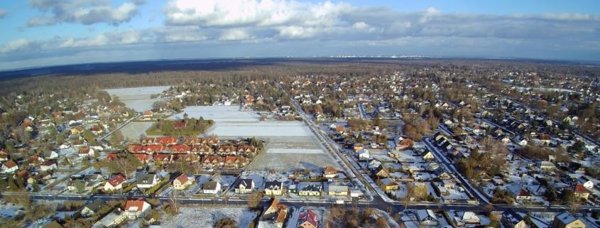 Luftbilder statt Helikopterfotos – als Geschenk